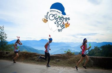 warm hugs Christmas run 2017