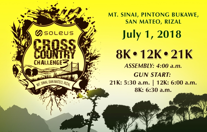 soleus cross country challenge