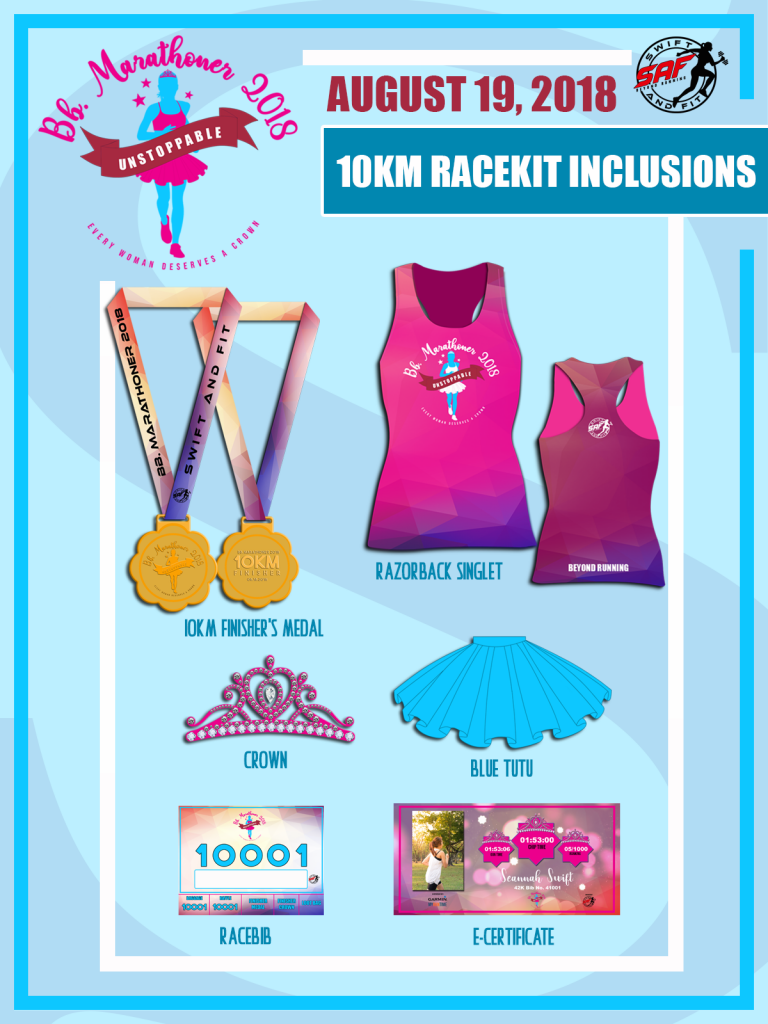 binibining marathoner 10K
