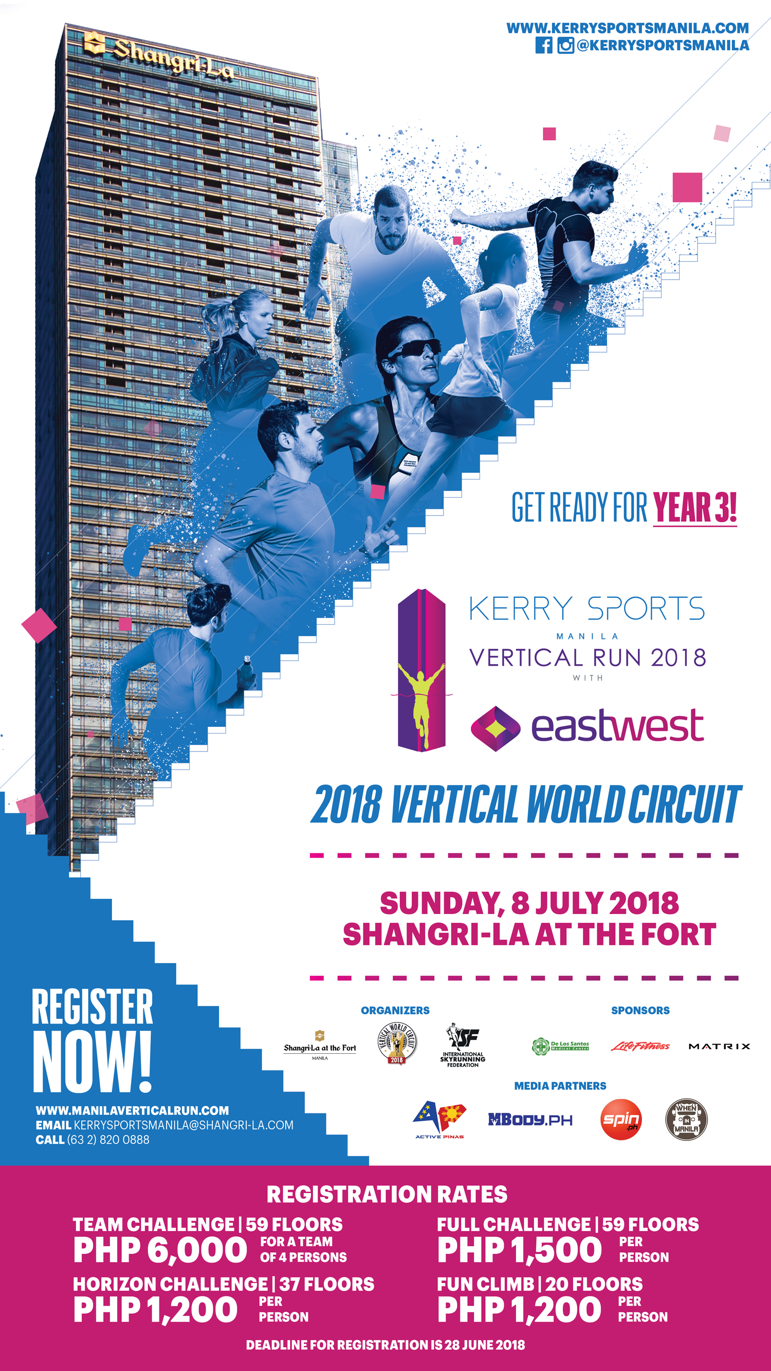 kerry sports vertical run 2018