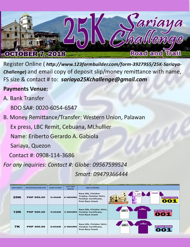 sariaya-25k-challenge-2018