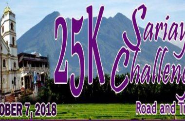 sariaya challenge 2018