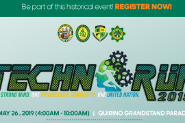 technorun 2019 logo header