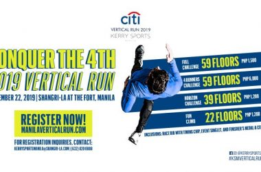 citi kerry sports vertical run 2019