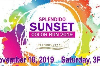 splendido sunser run 2019