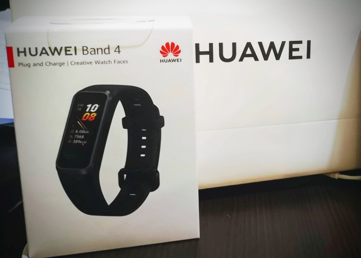 huawei-band-4-with-box