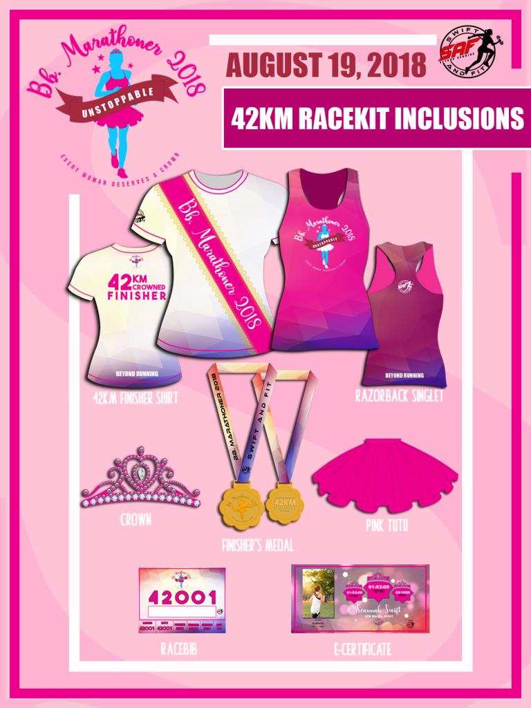 binibining marathoner 42K