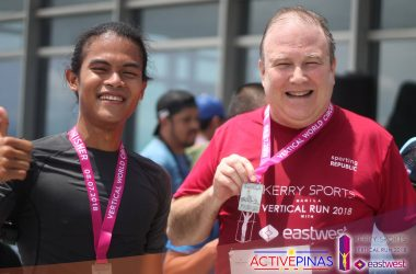 John Rice (General Manager of Shangri-La at the Fort, Manila)