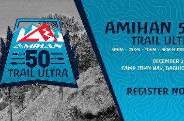 amihan 50 trail run baguio city
