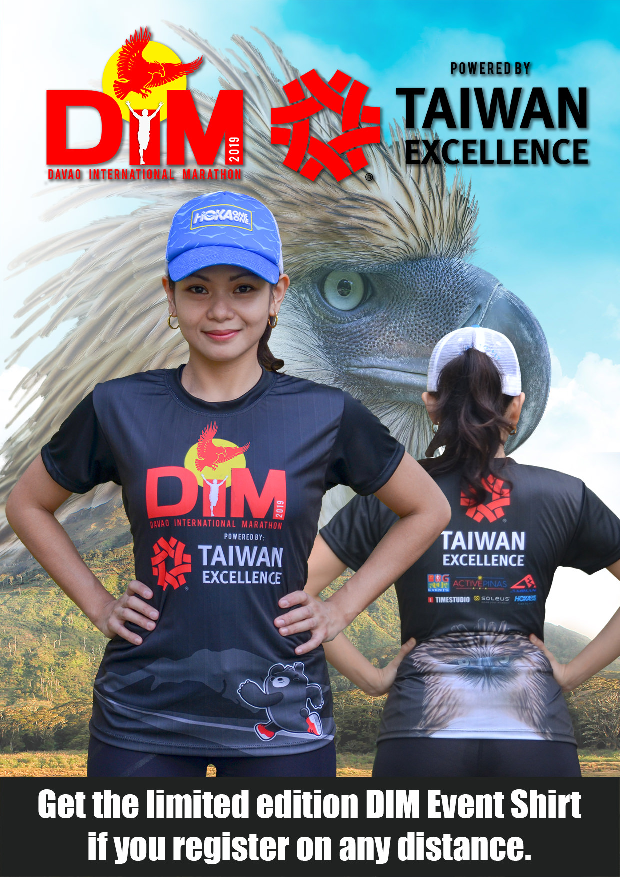 DIM 2019 Event Shirt Limited Edition